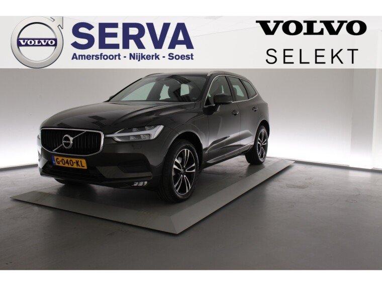 Foto van Volvo XC60 2.0 D4 Momentum Pro Automaat