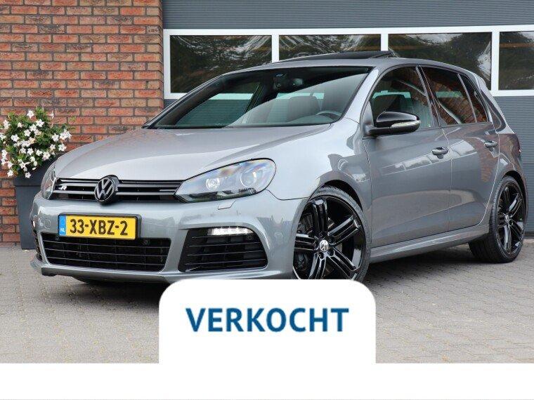 Foto van Volkswagen Golf 2.0 R 4-Motion