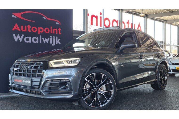 Foto van Audi Q5 2.0TFSi Quattro S- Line Black Edition