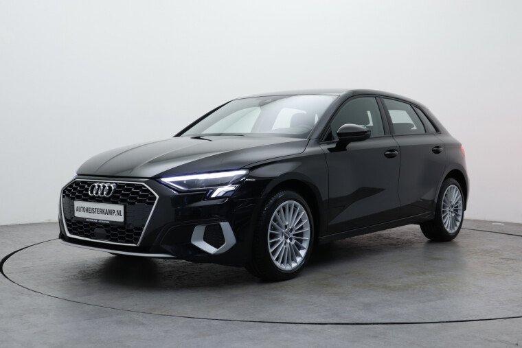 Audi A3 Sportback 35 TFSI 150pk Advance Full led, Virtual cockpit, Winterpakket, Clima