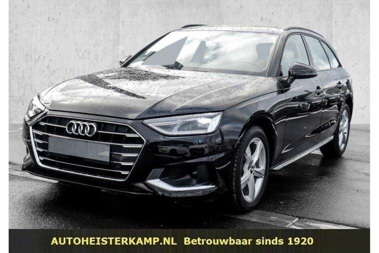 Audi A4 Avant 30 TDI 136 PK facelift Navi LED Trekhaak