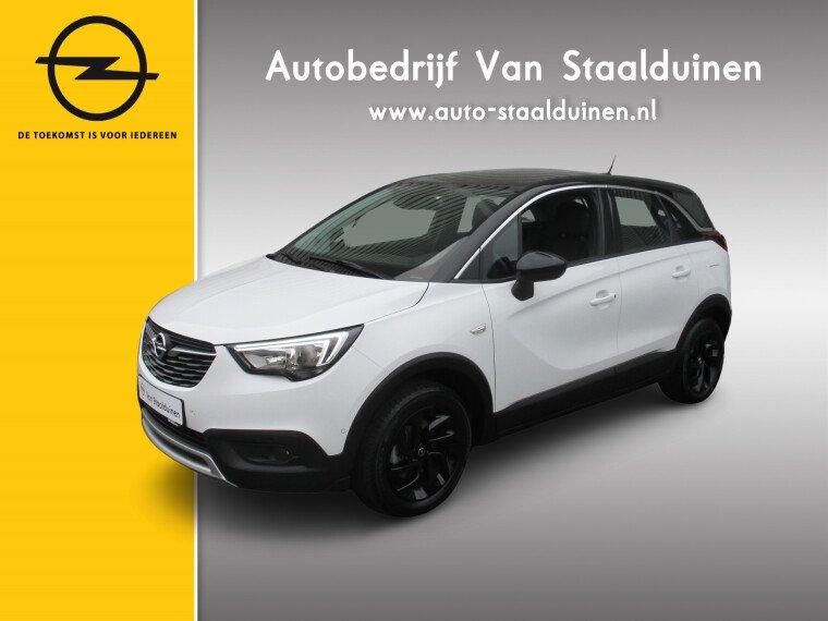 Foto van Opel Crossland X 1.2 Turbo Innovation