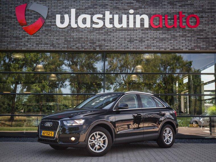 Foto van Audi Q3 2.0 TFSI quattro Pro Line