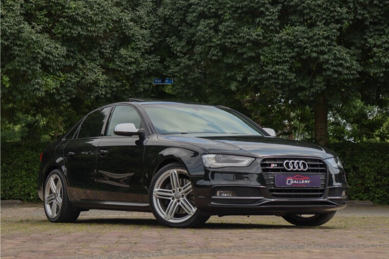Foto van Audi S4 3.0 TFSI quattro Pro Line l Schuifd. l Memory l B&O l Camera - Incl. 3 mnd GARANTIE!