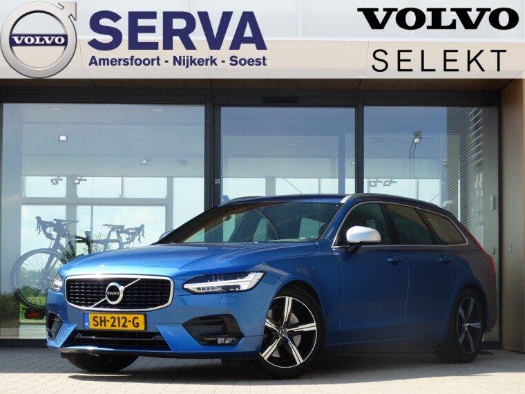Foto van Volvo V90 T4 Geartronic R-Design   Scandinavian Line   Versatility Line  