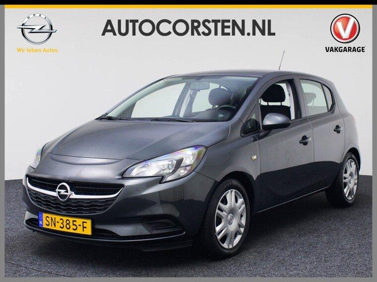 Foto van Opel Corsa 1.4I Edition 5drs