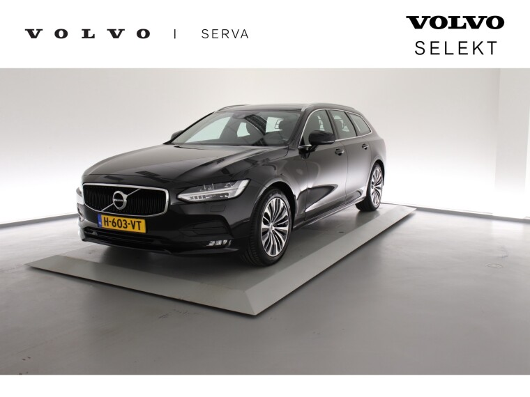 Foto van Volvo V90 T4 Momentum Pro | Intellisafe Surround | Scandinavian Line |