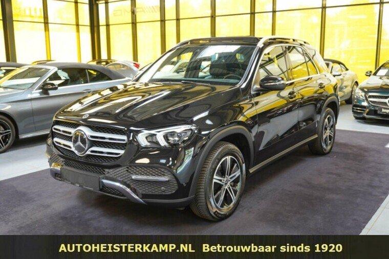 Mercedes-Benz GLE 350 d 4M 272 PK Grijs Kenteken Panoramadak Distronic Trekhaak