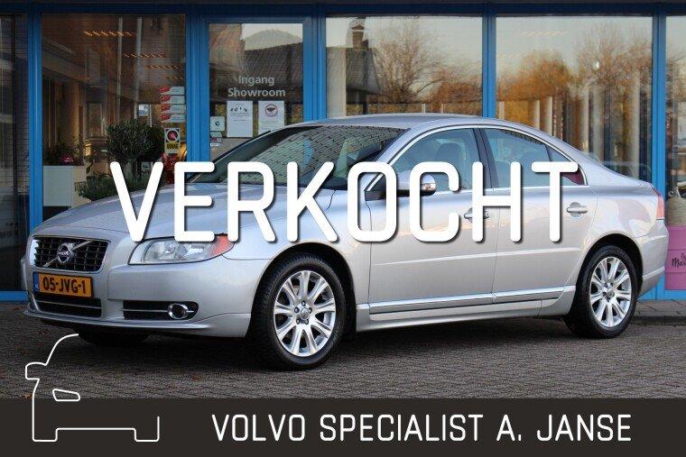 Foto van Volvo S80 2.5 T AUT Momentum