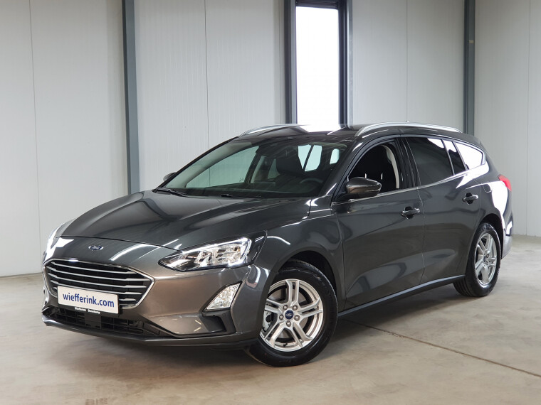 Ford Focus Wagon 1.0 EcoBoost Titanium led navigatie camera winter pakket