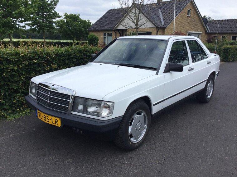 Foto van Mercedes-Benz 190 2.0