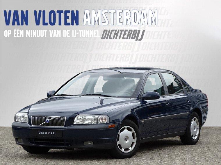 Foto van Volvo S80 2.4 Comfort | Dealer onderhouden | Automaat