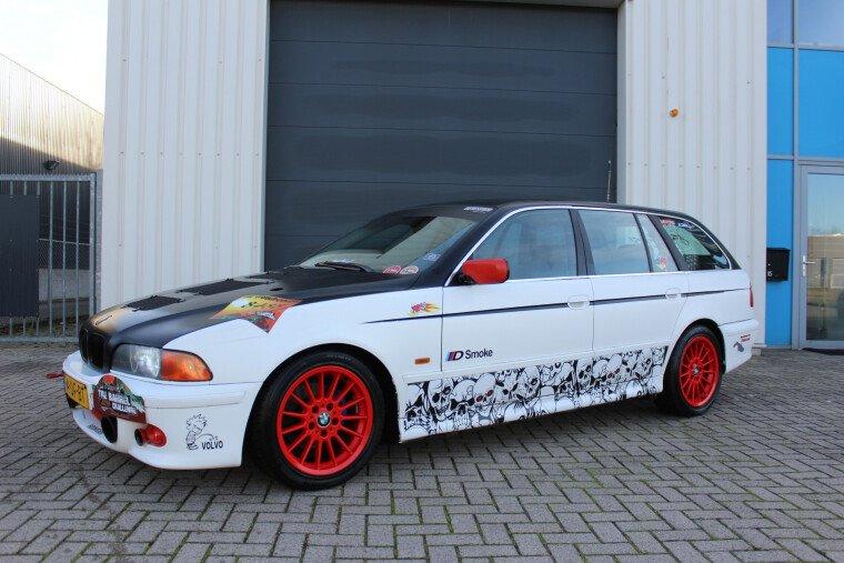 Foto van BMW 5 Serie Touring 530d Executive
