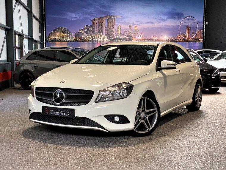 Foto van Mercedes-Benz A-Klasse 180 Economy