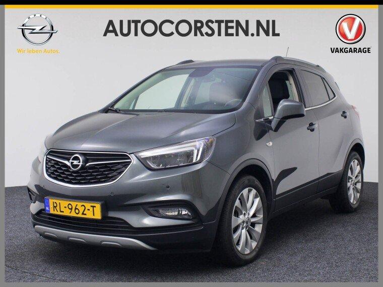 Foto van Opel Mokka X 1.4T 140pk 4x4 Innovation