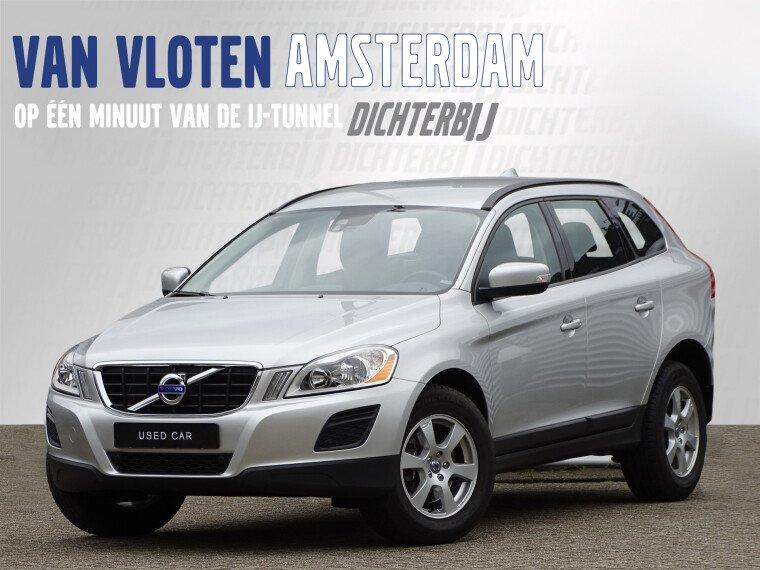 Foto van Volvo XC60 2.0T   Afn-Trekhaak   Leder   Parkeersensoren
