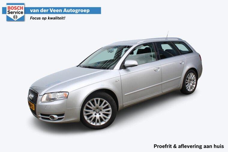 Foto van Audi A4 Avant 2.0 TFSIe Advance