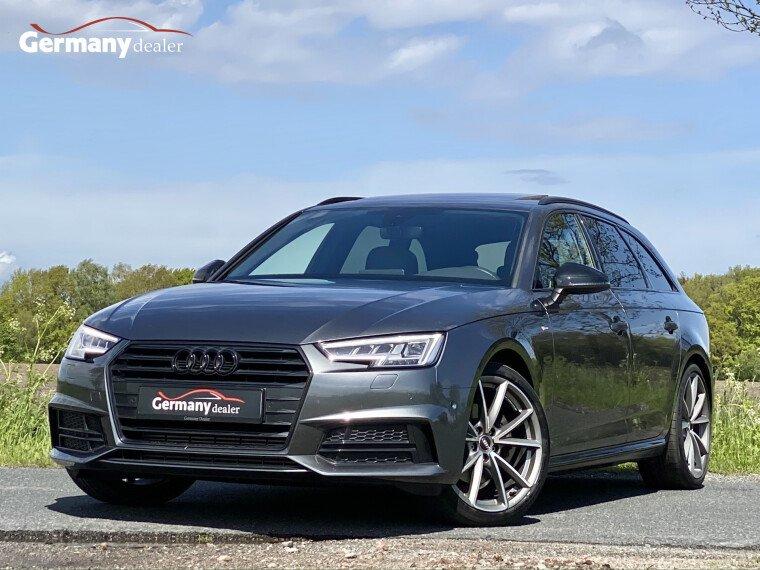 Audi A4 Avant 2.0TFSI 190pk S-Line Black Optic