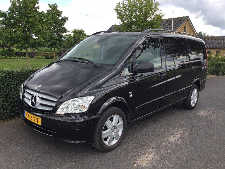 Foto van Mercedes-Benz Vito 116 CDI 164 PK