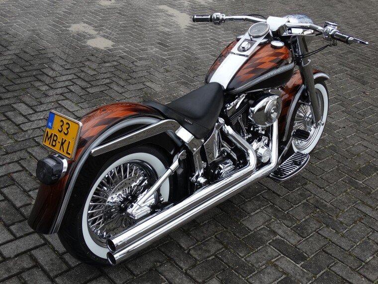 Harley-Davidson VERKOCHT!
