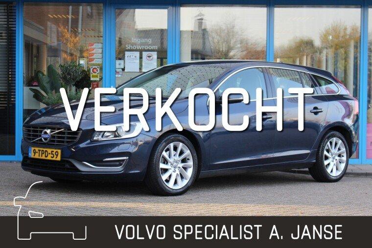 Foto van Volvo V60 2.0 D4 AUT(8) Momentum