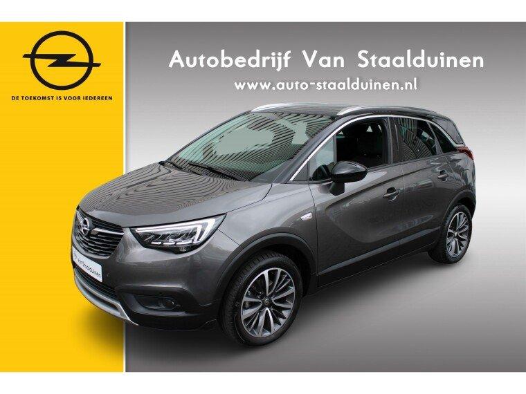 Foto van Opel Crossland X 1.2 Turbo Ultimate
