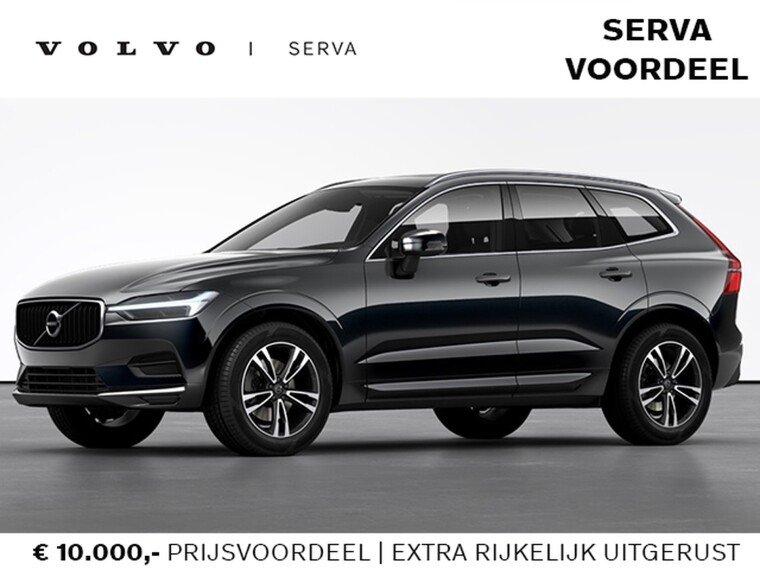 Foto van Volvo XC60 2.0 B5 Momentum Exclusive | € 10.000,- prijsvoordeel