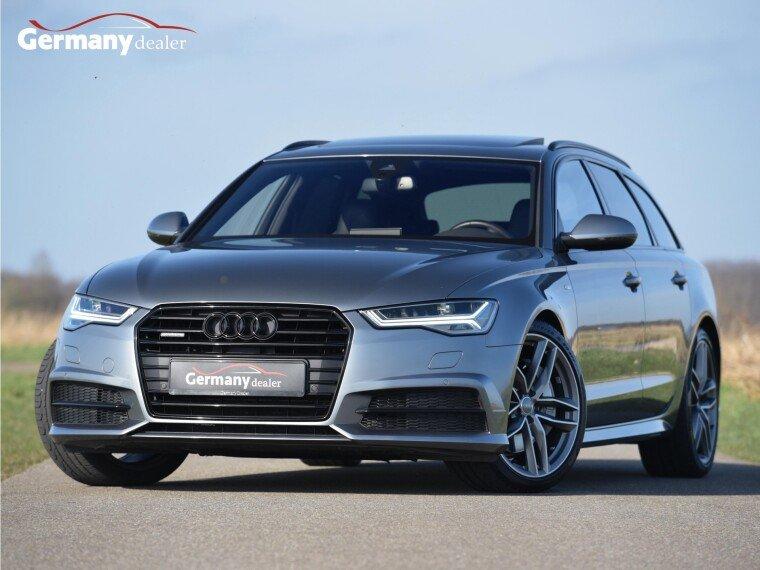 Audi A6 Avant 3.0TFSI 334pk Quattro S-Line
