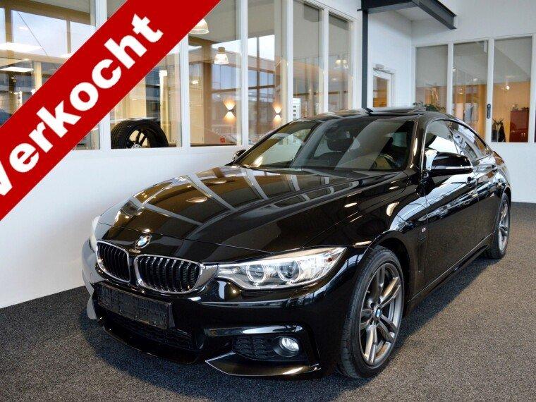 Foto van BMW 4 Serie Gran Coupé 430d M-Sportedition Aut8