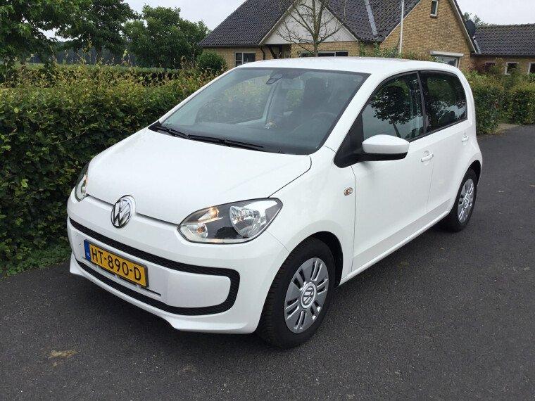 Foto van Volkswagen up! 1.0 move up! BlueMotion