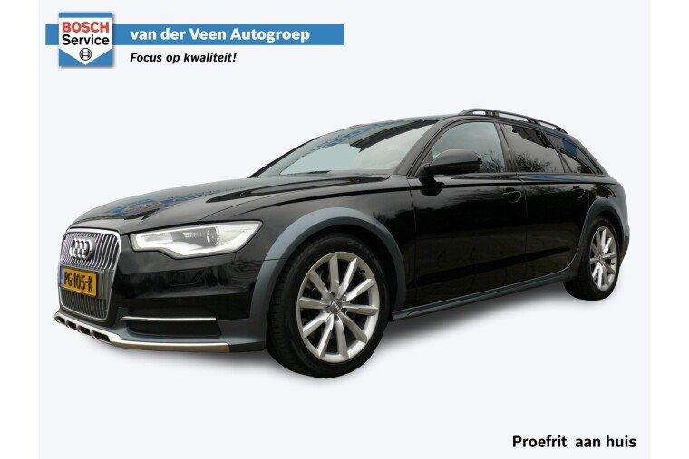 Foto van Audi A6 Allroad Sport 3.0 TDI 245pk quattro Premium Edition