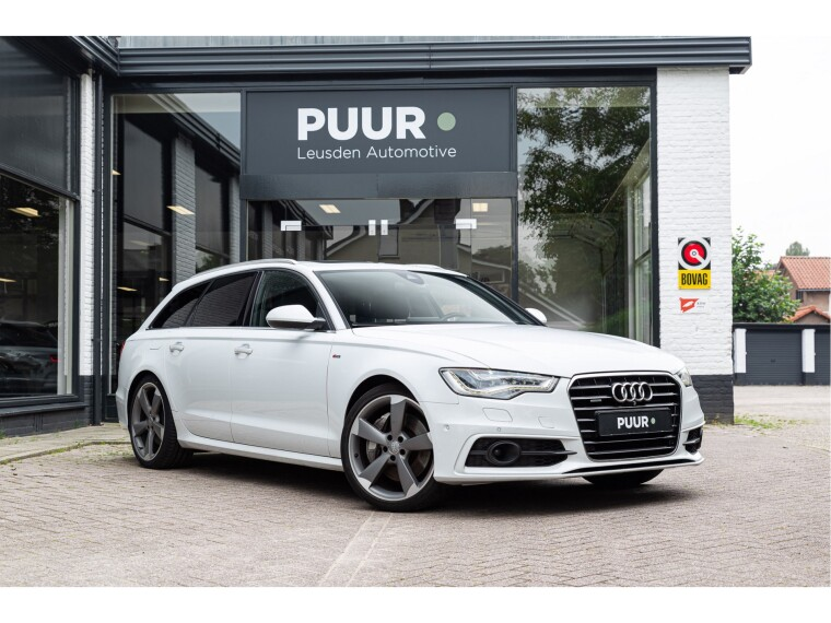Foto van Audi A6 Avant 3.0 TDI BiT quattro Pro Line Plus