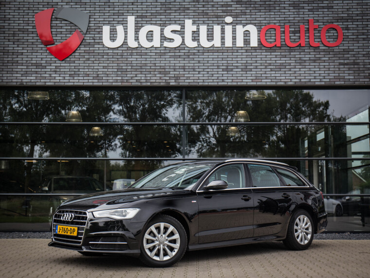 Foto van Audi A6 Avant 2.0 TDI ultra S line Edition