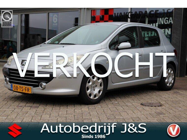 Foto van Peugeot 307 1.6-16V Oxygo