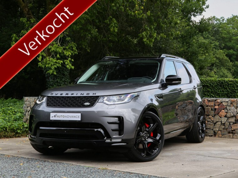 Foto van Land Rover Discovery 5 Overfinch 3.0 SD6 HSE Dynamic