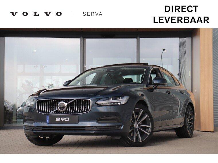Foto van Volvo S90 B4 Momentum Business | Lounge | Power Seats | Standkachel | Climate | Park Assist met 360 graden camera |
