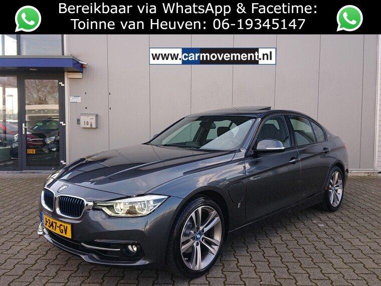 Foto van BMW 3 Serie 330e 252PK Sportline Automaat