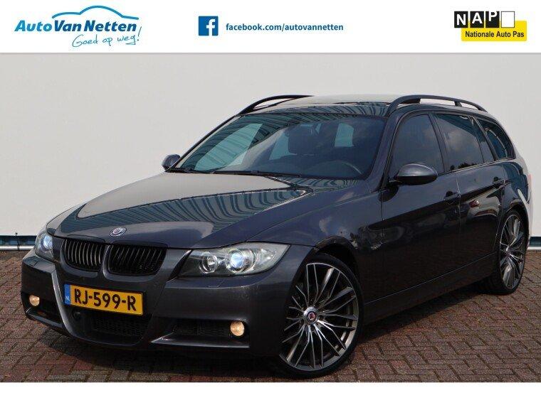 Foto van BMW 3 Serie Touring 330XD M-Pakket,Sportstoelen,Leder,