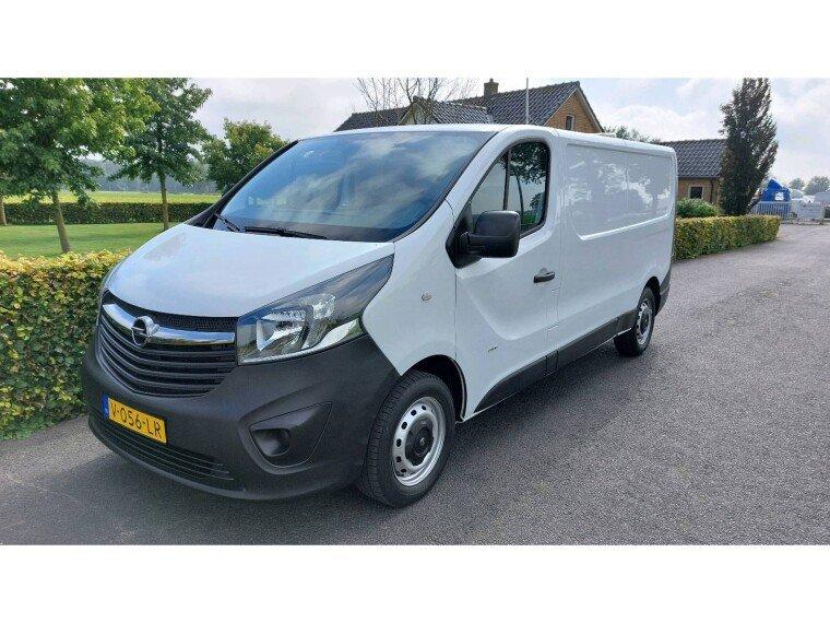 Foto van Opel Vivaro 1.6 CDTI L2H1 123322 KM