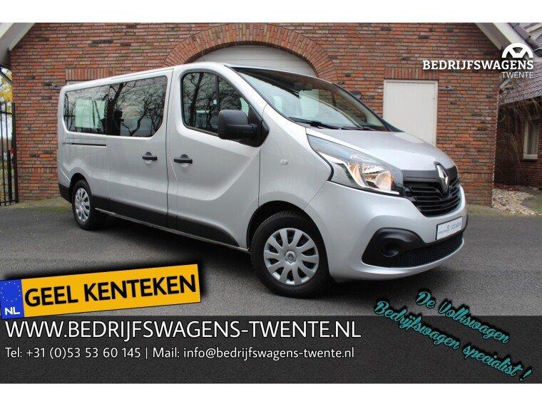 Foto van Renault Trafic Passenger 1.6 dCi L2H1 GEEL KENTEKEN | INCL. BTW & BPM