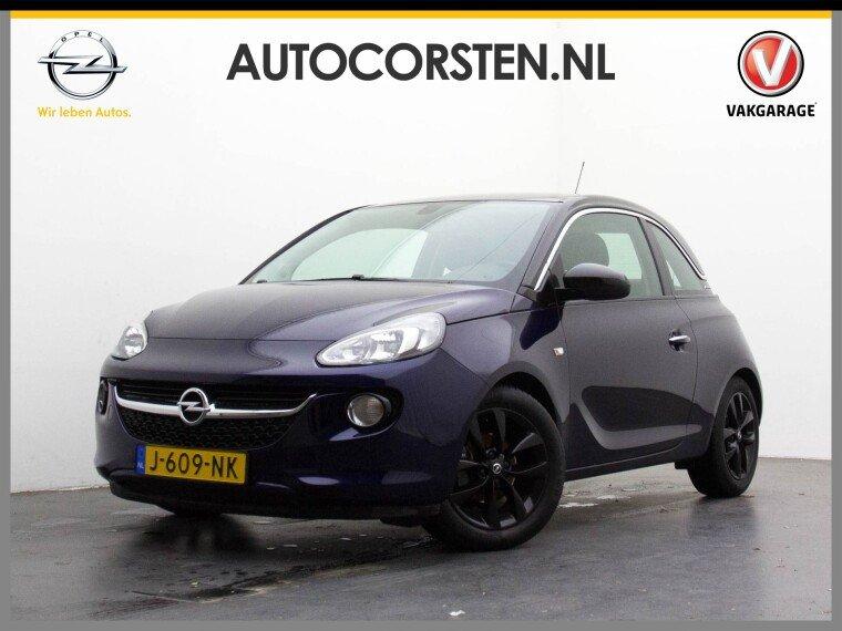 "Foto van Opel ADAM 1.4 Aut. IntelliLink Airco Pdc-Achter 16""LM"