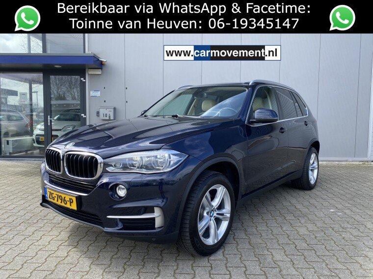 Foto van BMW X5 xDrive30d High Executive 7p. Automaat