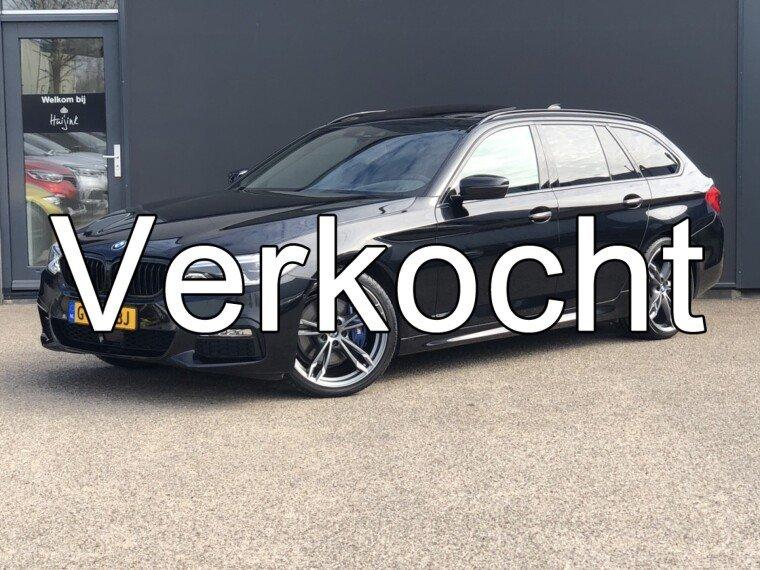 Foto van BMW 5 Serie Touring 530i High Executive M BTW
