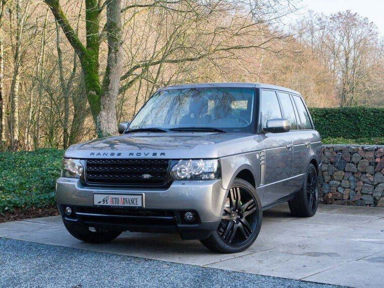 Foto van Land Rover Range Rover TDV8 Overfinch Vogue