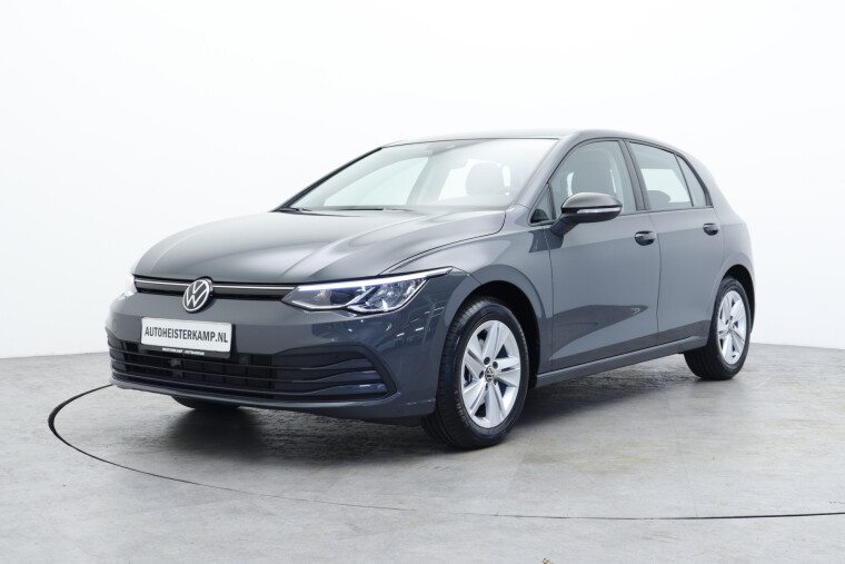 Volkswagen Golf VIII 1.0 eTSI 110pk DSG/AUT Life Business Full led, Virtual cockpit, Winterpakket, Climatronic