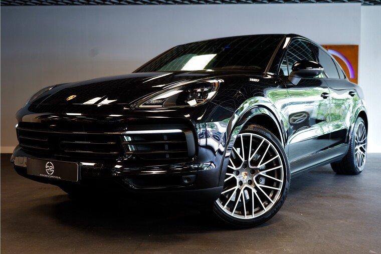 Foto van Porsche Cayenne Coupé 2.9 S 441PK Full Options, als nieuw! PORSCHE Garantie