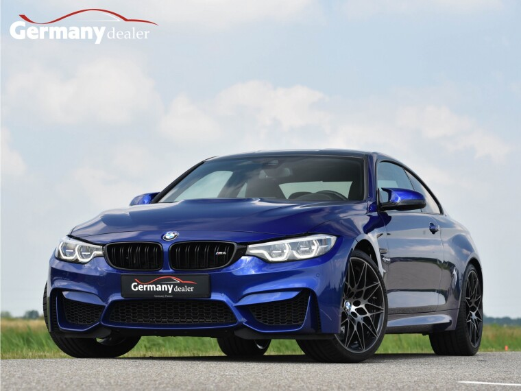 BMW 4 Serie M4 Coupe 450pk DCT Competition