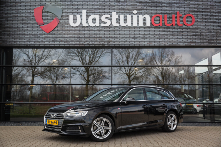 Foto van Audi A4 Avant 2.0 TFSI S-Line