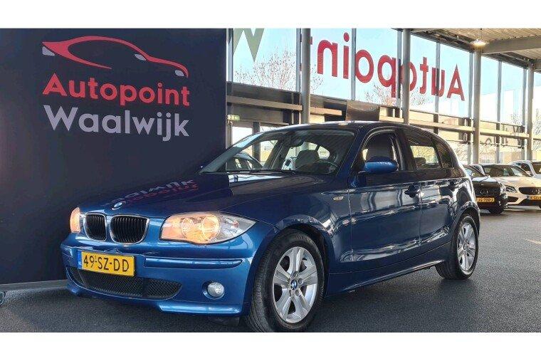 Foto van BMW 1 Serie 120i Aut. Executive