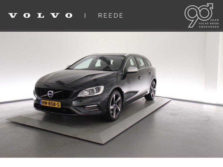 Foto van Volvo V60 D6 Twin Engine R-Design Security line | Half tarief wegenbelasting